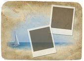 Memory frames illustration — Stock Photo