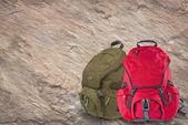 Moderna ryggsäckar — Stockfoto