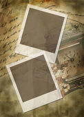 Two frames background — Stock Photo