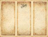 Menu background — Stock Photo