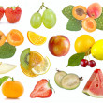 Fruits set — Stock Photo #12097635