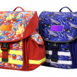 School bags — Stock Photo