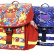 Stock Photo: School bags