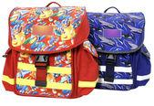 School bags — Stock Photo