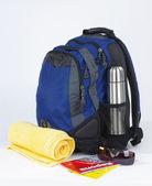 Modern backpack — Stock Photo