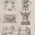 Old greek set illustration — Stock Photo #17610207