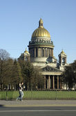 Saint Isaac's Cathedral in St. Petersburg. Russia — Stock Photo
