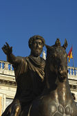 Rome view — Stock Photo