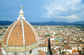 Florence Cathedral (Duomo di Firenze), Tuscany, Italy — Stock Photo