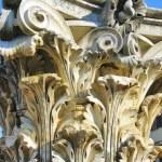 Ancient column — Stock Photo