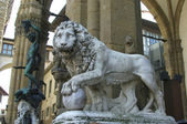 """Medici lion"" by Vacca (1598) — Stock Photo"