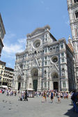 Florence Cathedral (Duomo di Firenze), Tuscany, Italy — Φωτογραφία Αρχείου