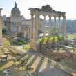 Roman Forum — Stock Photo #29557715