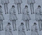 Vintage pattern — Photo
