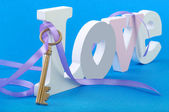 Love theme background — Stock Photo