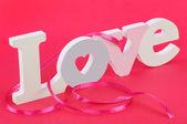 Love theme background — Stock Photo