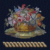 Floral illustration — Stock Photo