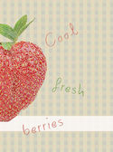 Fruits background — Stockfoto