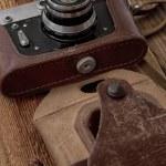 Camera of past years. — Stock Photo #23356684