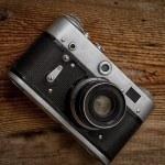 Camera of past years. — Stock Photo #23401446