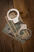 A corruption is in society — Stock Photo