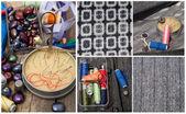 Needlework — Stock Photo