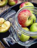 Lite äpplen — Stockfoto
