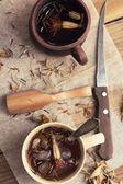 Tea antioxidant — Stock Photo