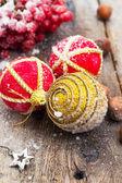 クリスマスのおもちゃ — ストック写真