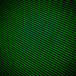 Green textile fabric texture — Stock Photo