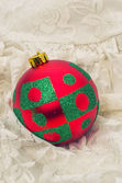 Christmas decoration for winter holidays — Stock Photo