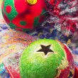 Christmas decoration for winter holidays — Foto de Stock