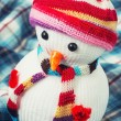 Stock Photo: snowmans