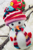 Snowmans — Stock Photo