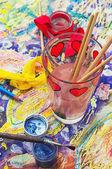Paint — Stock Photo