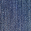 Stock Photo: Denim texture of piece of fabric