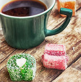 Sweetness jelly — Stock Photo