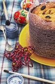 Homemade cakes — Stock Photo