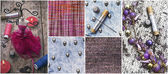 Sewing tools — Stock Photo