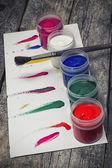 Peinture pour la peinture — Photo