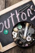 Buttons — Стоковое фото