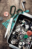Sewing tool — Stock Photo