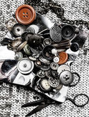 Outils pour la couture — Photo