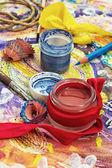 Brush for painting — Stock Photo