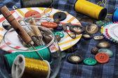 Herramientas de costura — Foto de Stock