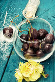 Fresh fruit  cherry — Stock fotografie