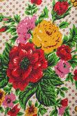 Texture textile fabric — Stock Photo