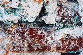 Textuur oude bakstenen — Stockfoto