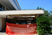 Broken concrete construction 2 — Stock Photo