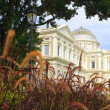 Royalty-Free Stock Photo: National Museum of Singapore and gardens